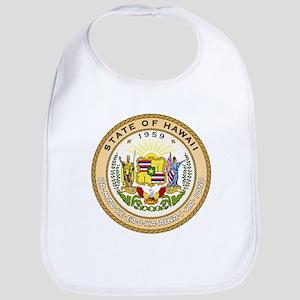 Hawaii State Seal Bib