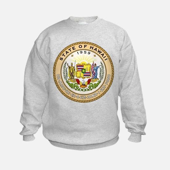 Hawaii State Seal Sweatshirt