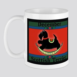 Scottish Terrier Rocking Dog Mug