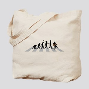 Country Musician Tote Bag