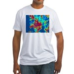 Free-fall Fitted T-Shirt