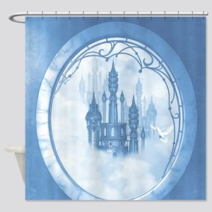Dream Castle Shower Curtain
