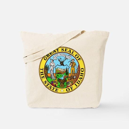 Idaho State Seal Tote Bag