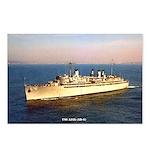 USS AJAX Postcards (Package of 8)