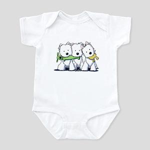 Westie Pro Players Infant Bodysuit