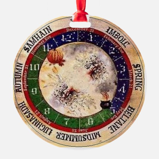 wiccan Ornament