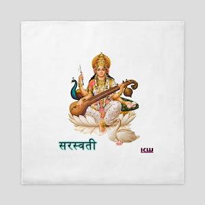Saraswati Queen Duvet