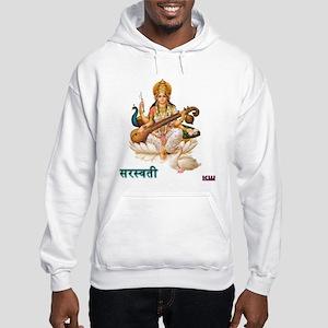 Saraswati Hooded Sweatshirt