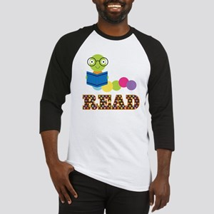 Fun Read Bookworm Baseball Jersey