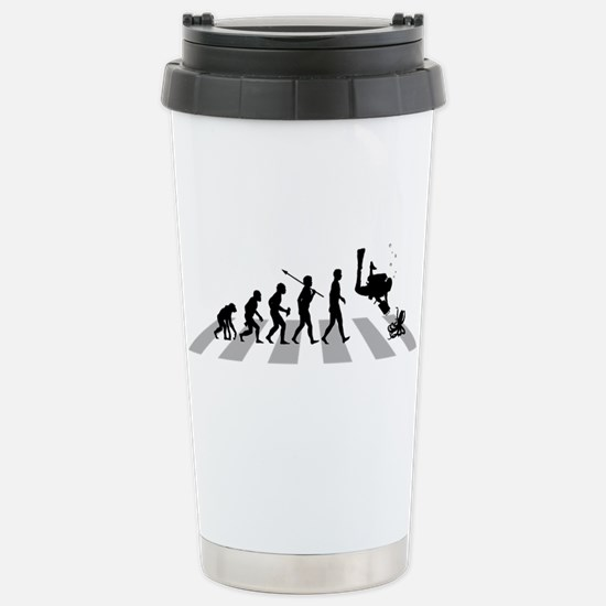 Marine Biologist Stainless Steel Travel Mug