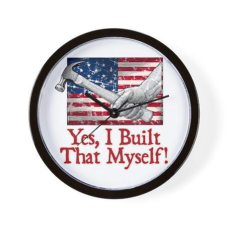 Build That! - Wall Clock