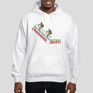 Ohhhhh, Shift! Hooded Sweatshirt