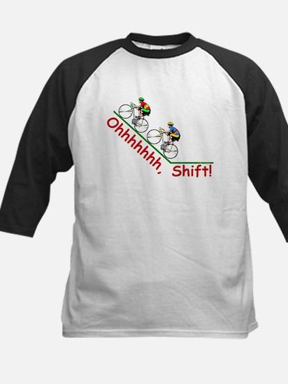 Ohhhhh, Shift! Kids Baseball Jersey