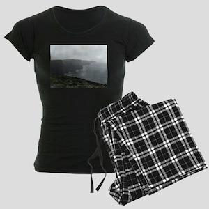 Cliffs of Moher Women's Dark Pajamas