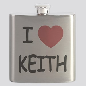 I heart KEITH Flask