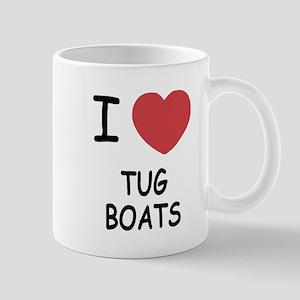 I heart tug boats Mug