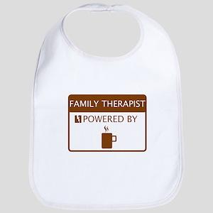 Family Therapist Powered by Coffee Bib