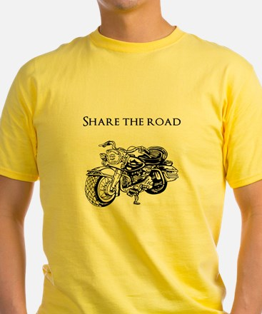 Share the road T