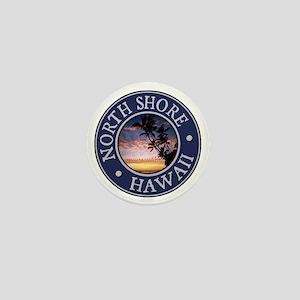 North Shore Mini Button