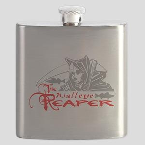 WALLEYE REAPER Flask