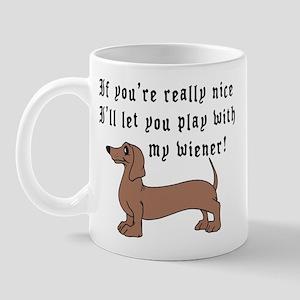 Wiener Mug