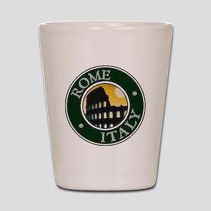 Rome, Italy Shot Glass