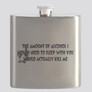 Alcohol Sex Flask