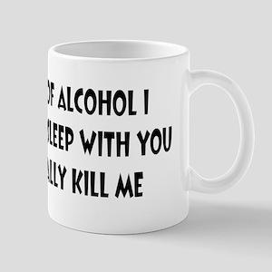 Alcohol Sex Mug