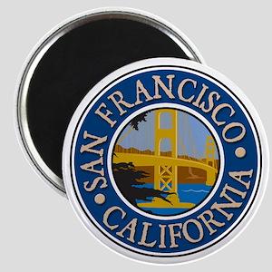 San Francisco 1 Magnet