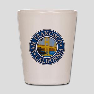 San Francisco 1 Shot Glass