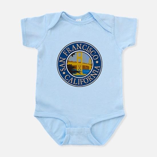 San Francisco 1 Infant Bodysuit