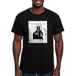 William Byrd II Men's Fitted T-Shirt (dark)
