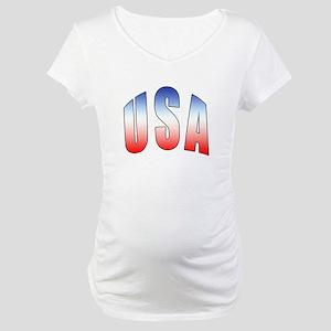 USA Maternity T-Shirt