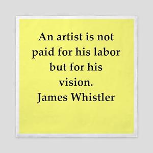 james whistler Queen Duvet