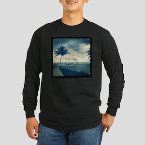 Fort lauderdale beach Long Sleeve Dark T-Shirt