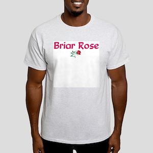 Briar Rose Ash Grey T-Shirt