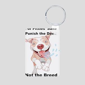 Punish the Deed for Pitties' sake Aluminum Photo K