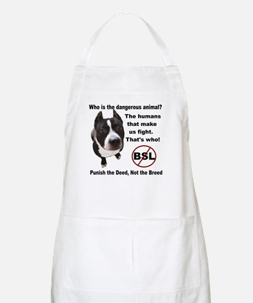 Who is the most dangerous animal? Apron
