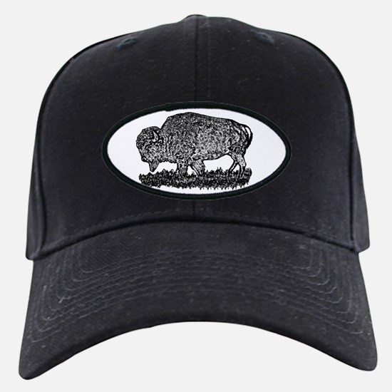 B@W Buffalo Baseball Hat