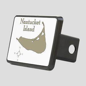 Nantucket Rectangular Hitch Cover