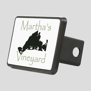 Martha's Vineyard Rectangular Hitch Cover