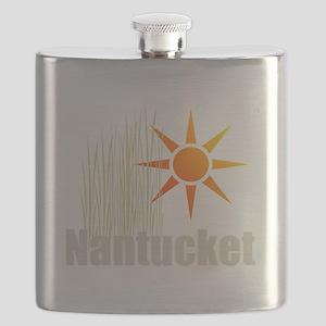 Nantucket Grass Flask