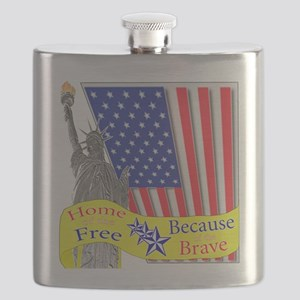 homeofthefree1 Flask