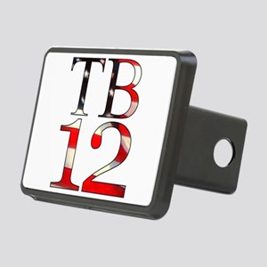 TB 12 Rectangular Hitch Cover