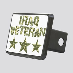iraqvetcamo Rectangular Hitch Cover