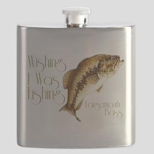 wishingiwasfishing Flask