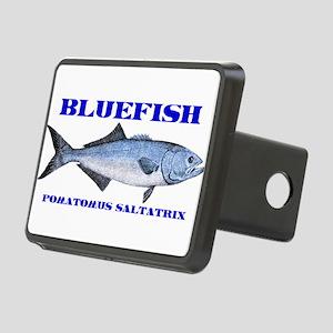 bluefish Rectangular Hitch Cover