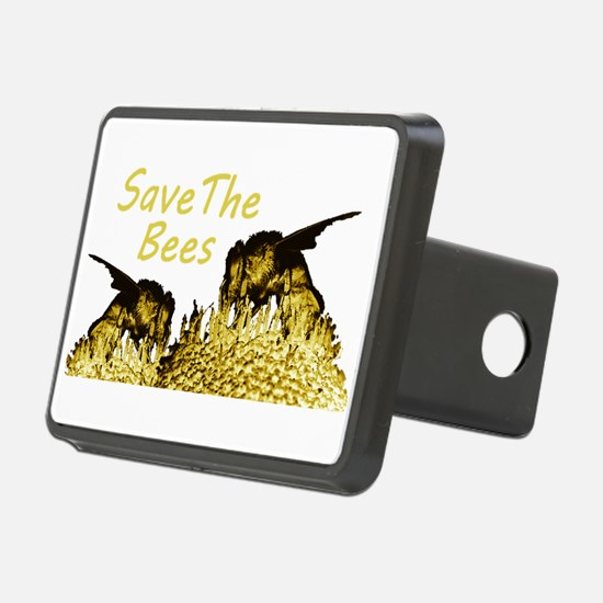 savethebees.png Hitch Cover