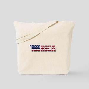 Merica USA Tote Bag