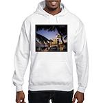 Anime Girl Pirates Hooded Sweatshirt
